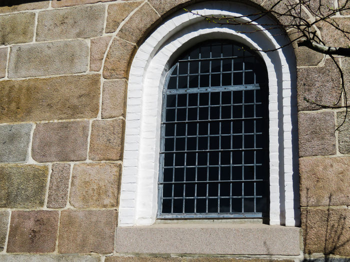 Window Full Frame Architecture Building Exterior Built Structure Wall Façade Arched