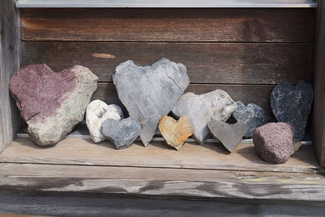 Alps Heart Heart Shape Lifeisbeautiful Love Love Is All Around Lovelovelove Stone Stones The Small Things Place Of Heart