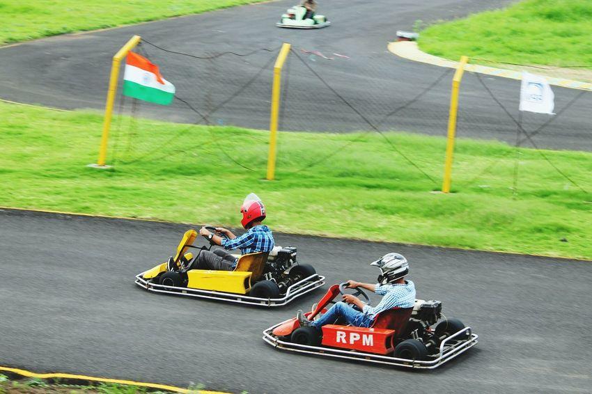 Human Meets Technology Racing Bike Friends Forever! FRIENDSHIPGOALS Go Karting Go Kart Racing <3 Go Kart Antics :) EyeEmNewHere