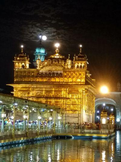 Amritsar Punjab Harmandir Sahib Waheguruji Peaceful Amritsar