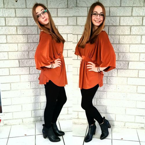 Me Brown Hair NewLook Ilikeit Happy Smiley Uggs EyeEm Best Shots Looking At Camera Young Women Lifestyles Young Adult Lifestyles Looking At Camera