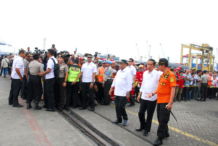 Debris from Lion Air JT 610 in Indonesia Presiden Indones Lion Air Debris Jt 610 Jt610 INDONESIA Crash Transportation
