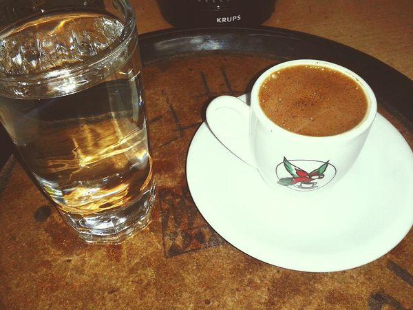 Taste Greek Coffee ! Coffee Time In Chios ! Greece Eyeemcoffee Take A Break