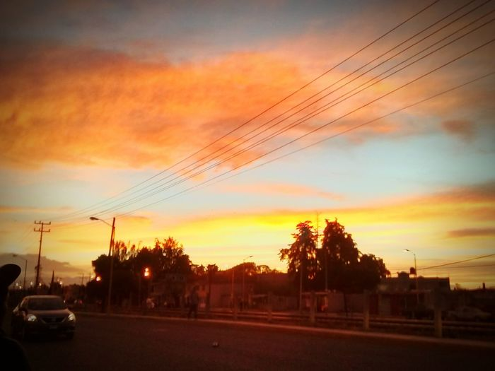 Atardeser En Real Del 14 SLP First Eyeem Photo