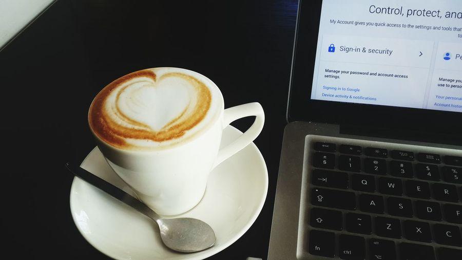 Empire coffee is always a good idea
