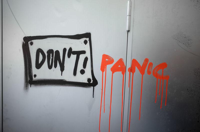 Graffiti Panic