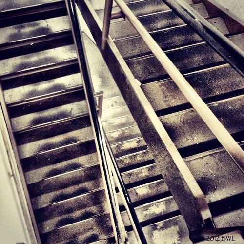 Work stairs