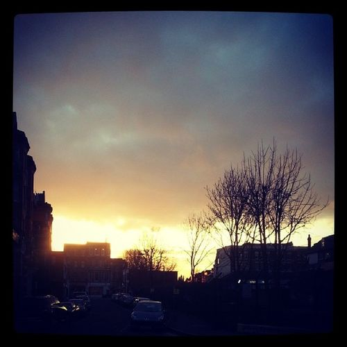Itsnotdarkanymore Sky Sunset