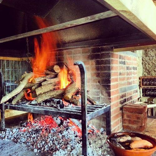 Massaya Winery Fire  christmasvacationtimeholidaysvacationwinecozycoldsnowfaqrafriendsloveamazingtimeopeningfirstdaycheers
