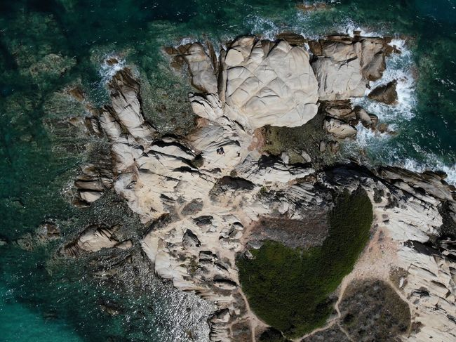 Aerial Shot Aerial View Art And Craft Bark Beauty In Nature Bird View Creativity Day Eroded Greece Growth Nature No People Outdoors Rock Rock - Object Rock Formation Rough Sea Sea And Sky Solid Textured  Water Waves Waves, Ocean, Nature