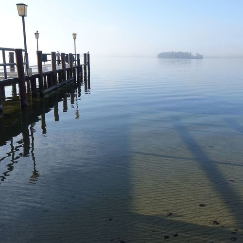 2019 Plöner See Water Sky Sea Nature Reflection Tranquility Tranquil Scene Day No People Scenics - Nature Beauty In Nature