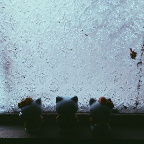 BYOPaper! Antique Window Frame HelloKitty♥