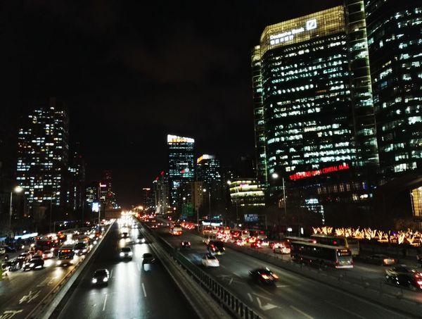 Night Photography Night View