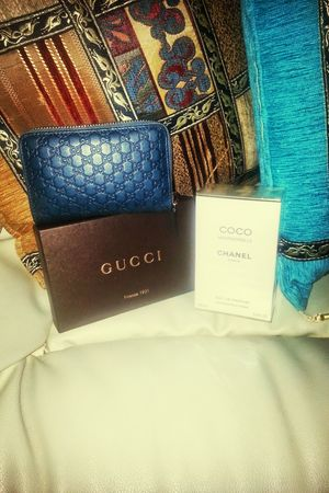 ~ yet another Gucci coin purse N Coco Mademoiselle by Chanel♡♡♡ Chanel GUCCI My Fave<3 Coco Chanel