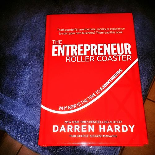 Jointheride Entrepreneur Darrenhardy. Success Successful New Book MLM  Happy New Year 2015
