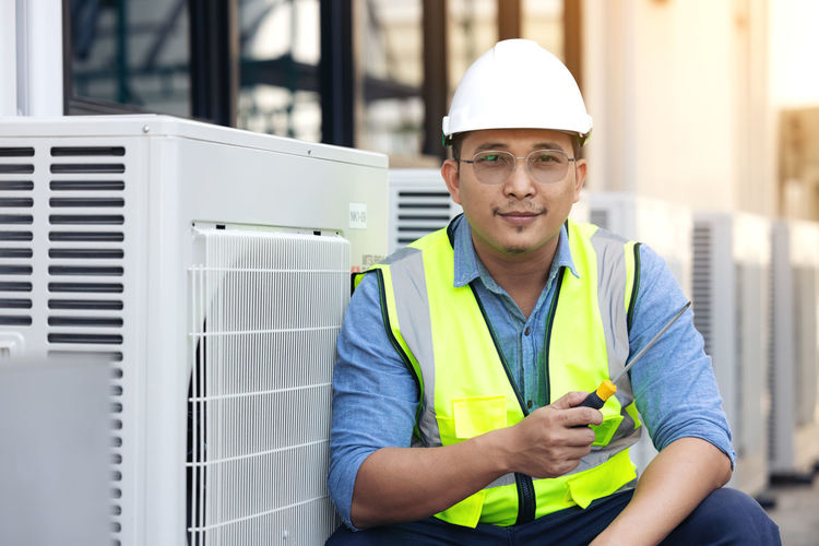 Ac air appliance change checking clean condition person