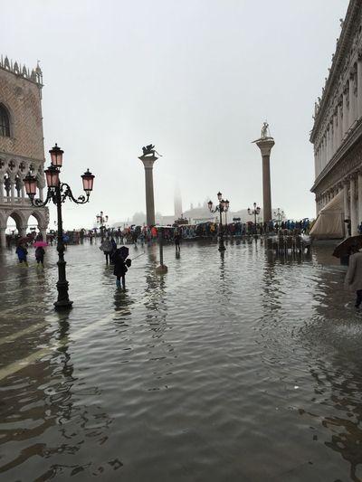Piazza San Marco @ Acqua Alta