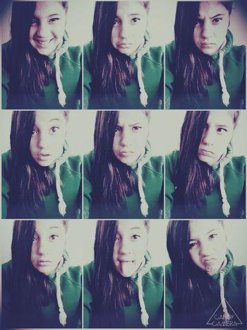 sometimes I' crazy Hi!