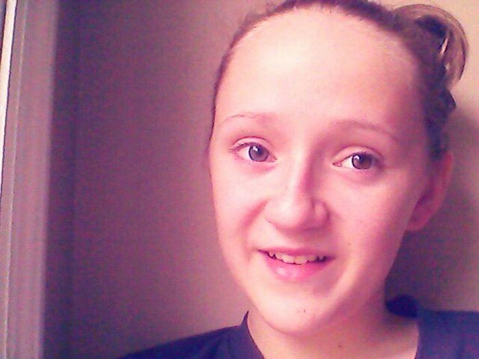 Bet u didnt know i had a freckle eye....