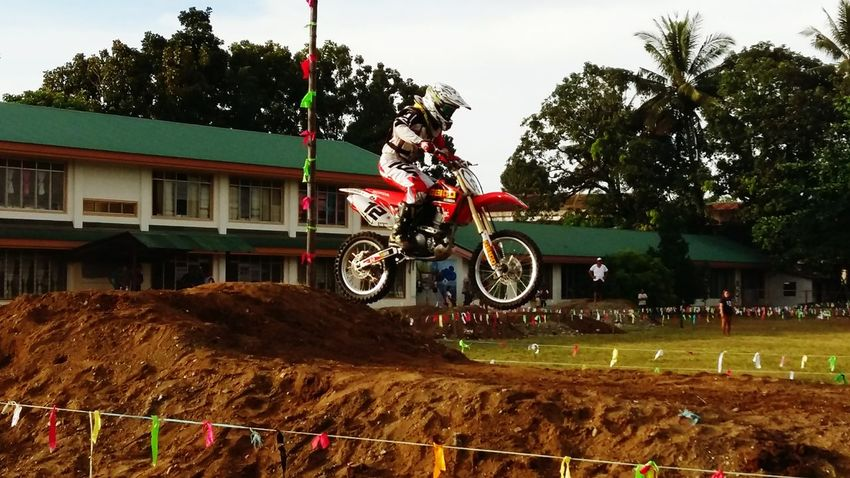 Motocross Motorcycle Motorsport Motocross Race