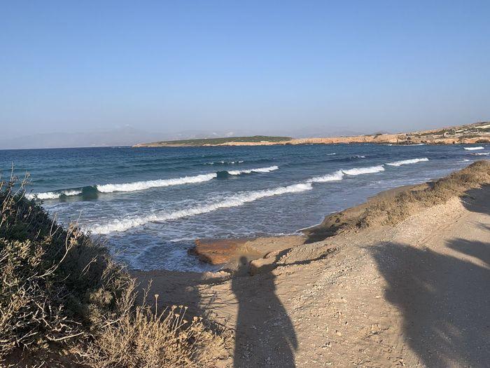 Paros beach