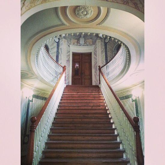 É bonito, não é? Stairs Posh Stairways