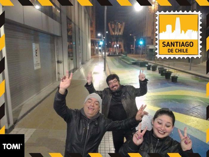 Carretito con mis amigos... #Shilyta #Luis #Oscar #nigth #party City Life