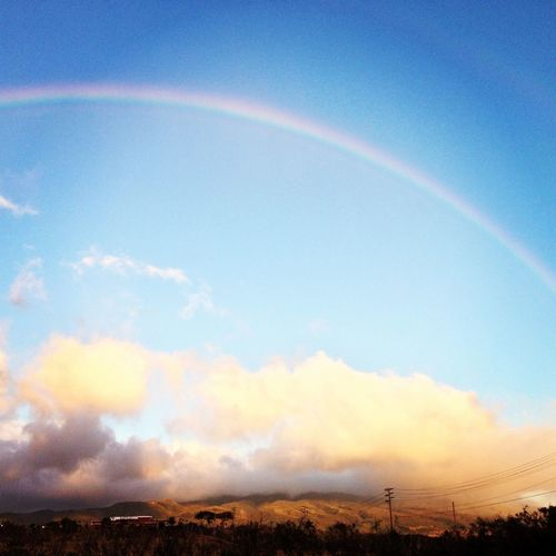 Rainbow Sky_collection Nature_collection EyeEm Nature Lover