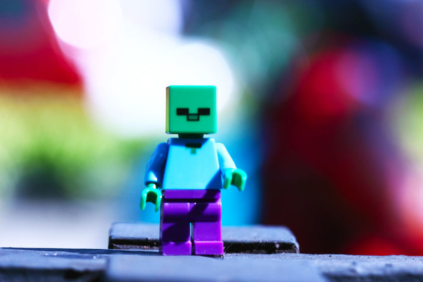 Childhood Close-up Day Focus On Foreground LEGO Lego Minifigures No People Photography Themes Shallow Depth Of Field Shallowdepthoffield Streetphotography Toy Toygallery Toyphotography