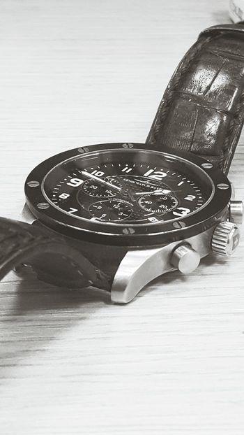 Clock Watch Zeno Basel