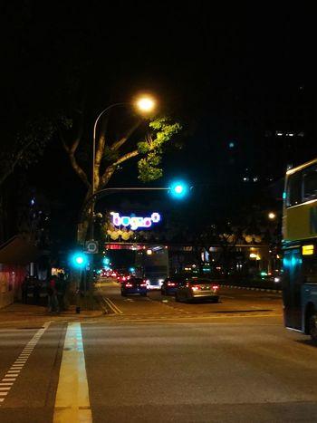 Night Lights Nightphotography Colors