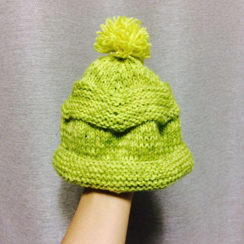 Save The Children Handmade Baby Woolen Hat