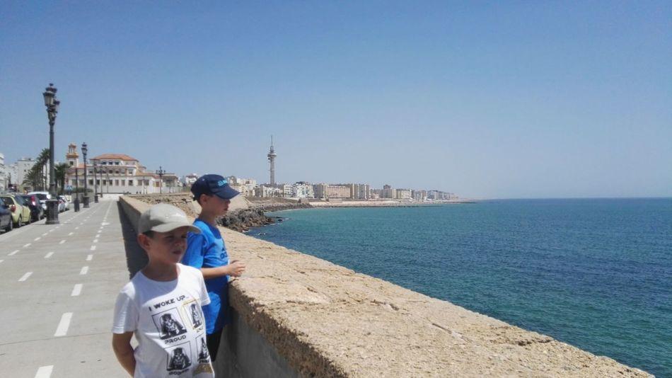 Beach Life Cadizfornia Cities Of Europe Beatiful Day Sunny☀ Andalucía Andalusia Cadiz