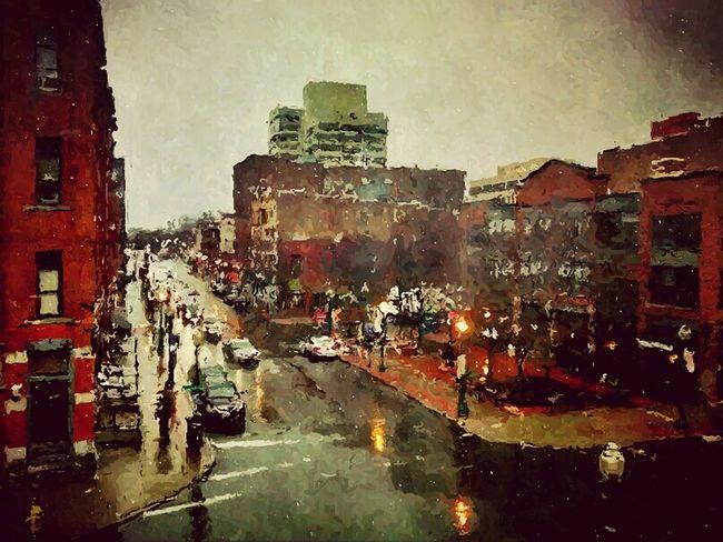 Rainy Day Obsessive Edits