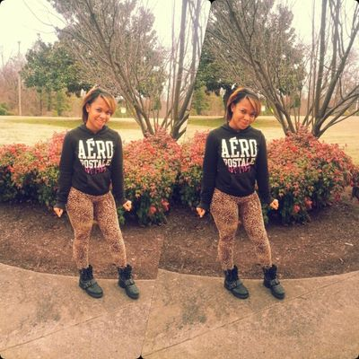 outside snapping pics in the cold