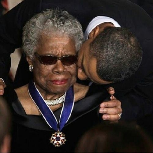 Have enough courage to trust love one more time, and only one more time-Maya Angelou- Rip