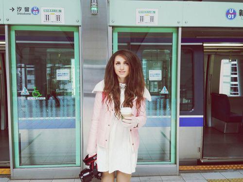 Girl Fashion Cute Japan