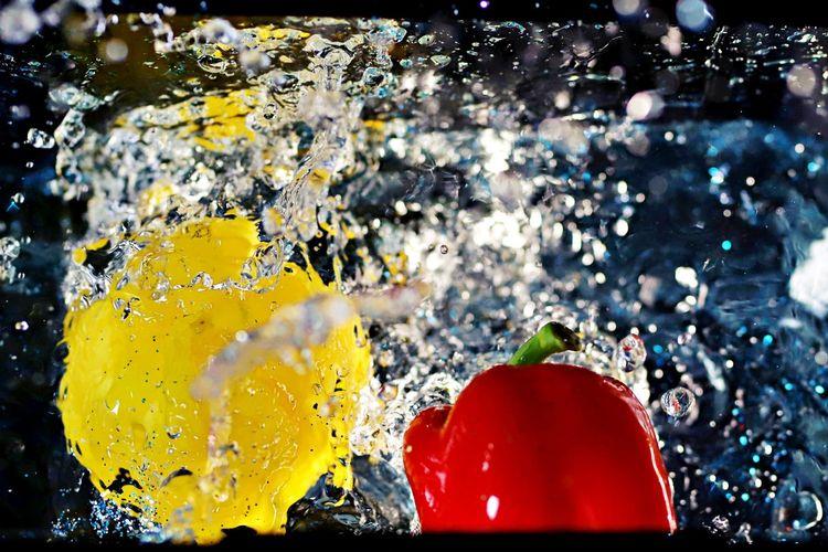 splash of