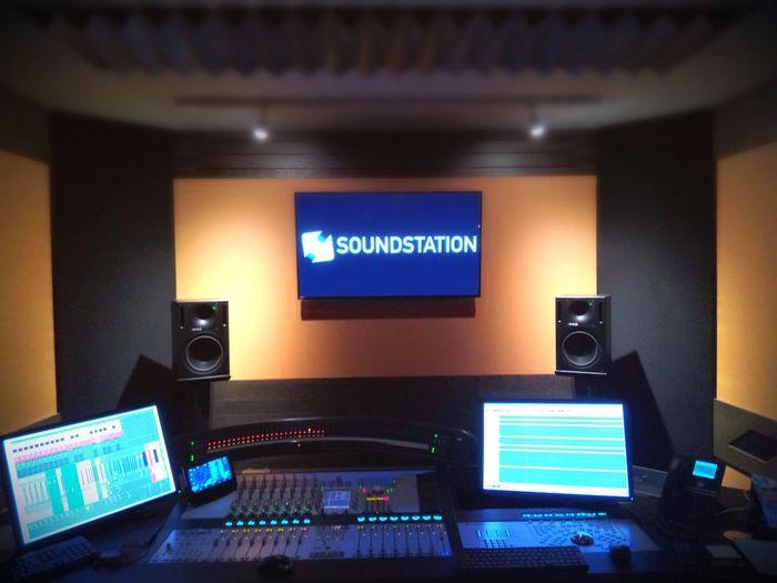Technology Computer Sound Mixer Studio Audio Equipment Sound Engineer No People Sound Recording Equipment Soundstudio Sound Sound Station