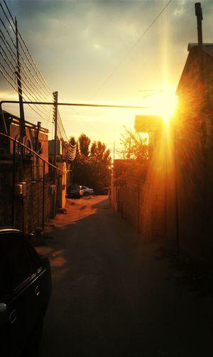 Sun Set Road