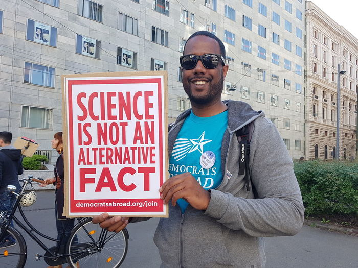 March For Science People Science politcs Politics And Government Science Not Silence Democrats Abroad ScienceMarchIT