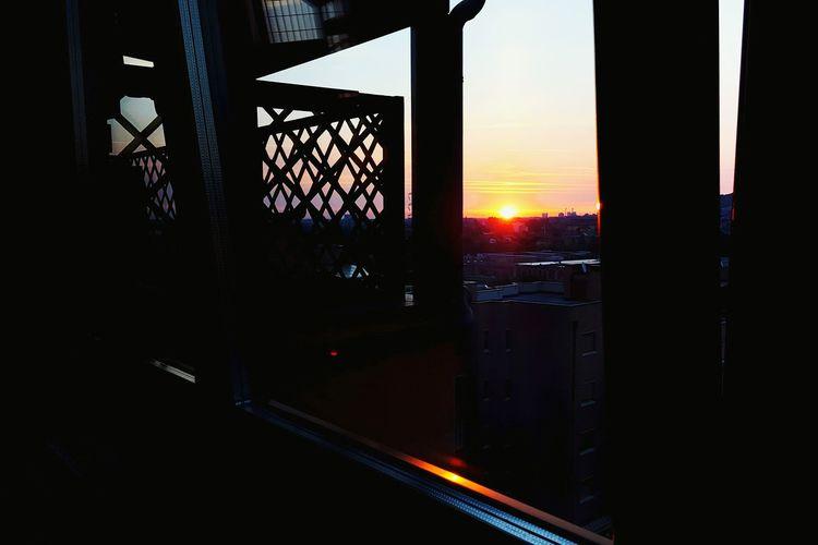 Casalecchio Di Reno Hellosunshine Windows Reflex Sunrise