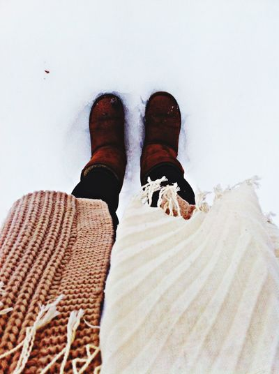 Hanging Out Snow ❄ Snowpocalypse Uggs