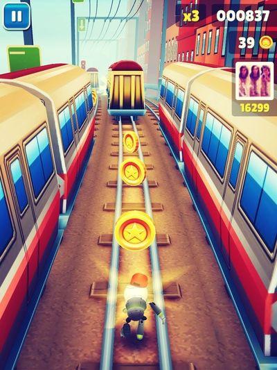 Subway Surfing~