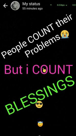 Bless Blessing Targeted Individual Individuality Is Freedom Patience. Counting Salary Beauty Beautiful Text Internet Red No People Technology Close-up Day