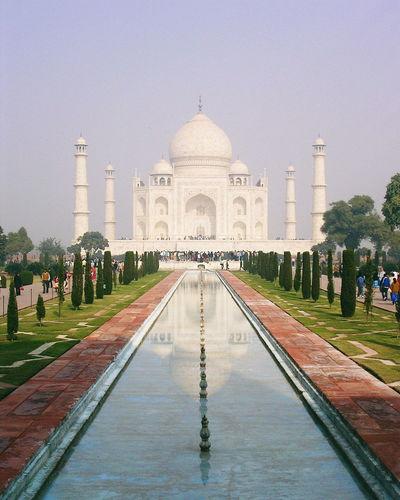 The Taj. An Eye For Travel Temple Ancient Architecture India Palace Taj Mahal Agra