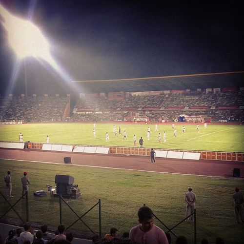 Isl match between neufc and adk Latepost Isl2014