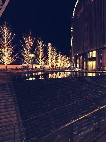 Happy Christmas Granfrontosaka Iphone6 IPhoneography Tadaa Community Winter Wonderland Osaka Station Christmas Tree Christmastime