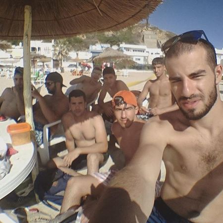 Ta reconnue l'équipe ! Marrocco Tanger  Playablancka Trip Beach Friends Team