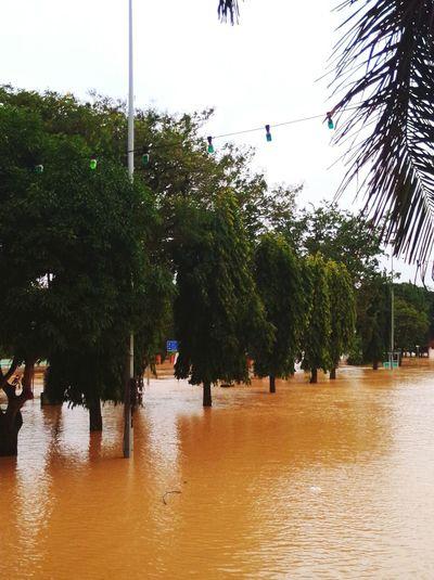 Kelantan #malaysia Floodwaters 2014 Flooded Kota Bharu Kelantan Small Tsunami